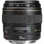 Canon85mmf18