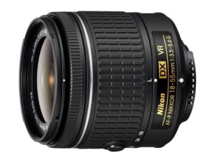 The new(ish) AF-P DX 18-55mm f/3.5-5.6G VR lens