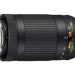 The new AF-P DX 70-300mm f/4.5-5.6G VR lens. The non VR looks virtually identical less the VR label.